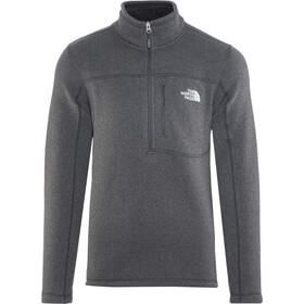The North Face Gordon Lyons 1/4 Zip Jacket Herr tnf black heather